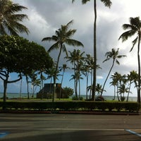 Photo taken at Central Pacific Bank Hawaii Kai by Cocojor H. on 8/17/2013