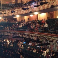 Photo taken at Longacre Theatre by Donna K. on 10/31/2012