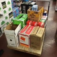 Photo taken at Lee's Discount Liquor by SecBarbie on 8/4/2014