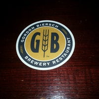 Photo taken at Gordon Biersch by Nathan W. on 5/25/2013