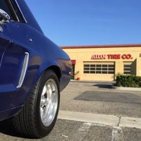 Photo taken at Allen Tire Company by Salvador F. on 6/16/2016