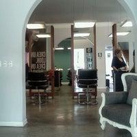 Photo taken at Hair Studio by Nato P. on 11/16/2012