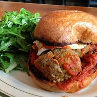 Photo taken at The Meatball Shop by Ravi G. on 2/1/2013