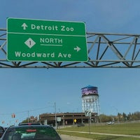 Photo taken at Detroit Zoo Water Tower by Amy . on 5/8/2016
