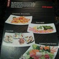 Photo taken at Sushi Mr. Niko by Karla V. on 2/24/2013
