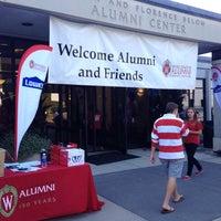 Photo taken at Wisconsin Alumni Association by Caroline R. on 10/11/2013