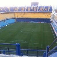 Foto tirada no(a) Estadio Alberto J. Armando (La Bombonera) por Daniel S. em 3/7/2013