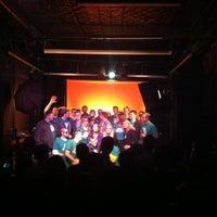 Photo taken at Vaudeville Mews by George J. on 12/1/2012