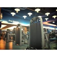 Photo taken at Fitness First by Kennie on 8/31/2013