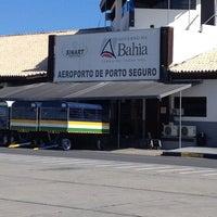 Photo taken at Aeroporto de Porto Seguro (BPS) by Aline R. on 1/4/2013