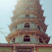Photo taken at Wat Tham Kao Noi by 🐐IamPoony . on 3/29/2016