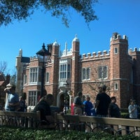 Photo taken at United Kingdom Pavilion by Cary S. on 1/26/2013