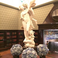 Photo taken at Dreihaus Mansion by Laura S. on 10/27/2015