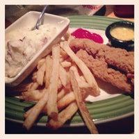 Photo taken at Applebee's by Thomas O. on 12/10/2012
