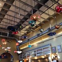 Photo taken at Cafe Borgia by Ryan S. on 12/27/2013