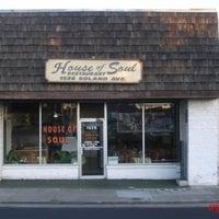 Photo taken at House Of Soul Restaurant by Cheri N. on 12/31/2013