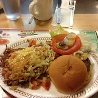Photo taken at Waffle House by John P. on 1/4/2013