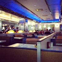 Photo taken at Tick Tock Diner by Germán V. on 7/7/2013