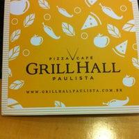 Photo taken at Grill Hall by Reynaldo G. on 12/20/2012