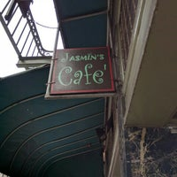 Photo taken at Jasmin's Cafe by Ciaee C. on 6/2/2016