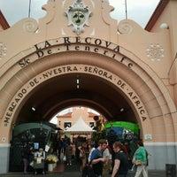 Photo taken at Mercado de Nuestra Señora de África by Eva P. on 5/22/2013