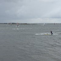 Photo taken at Aalkate Lemkenhafen by Mr. Klapprad on 9/9/2014