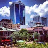 Photo taken at The Shops At Mary Brickell Village by Steven J. on 6/26/2013