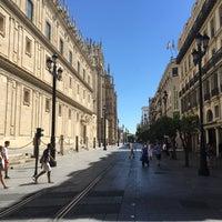 Photo taken at Seville by Sener B. on 8/21/2016