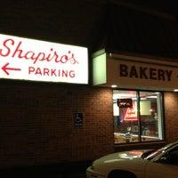 Photo taken at Shapiro's Delicatessen by Gary S. on 10/23/2012