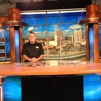 Photo taken at News 4 WOAI by Hammburger . on 11/9/2012