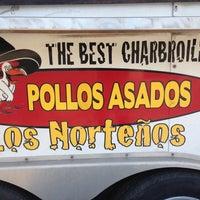 Photo taken at Pollo Asados Los Norteños by Hammburger . on 4/28/2013