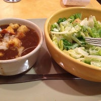 Photo taken at Panera Bread by Heather W. on 11/29/2012