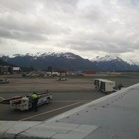 Photo taken at Juneau International Airport (JNU) by Aiye L. on 6/3/2013