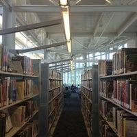 Photo taken at DC Public Library - Watha T. Daniel/Shaw by Jim M. on 6/8/2013
