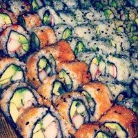 Photo taken at Sushi Yama by Tonya S. on 5/8/2013