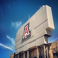 Photo taken at Arizona Stadium by Christopher S. on 5/22/2013