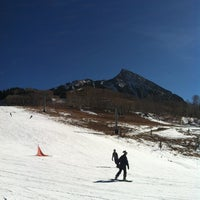 Photo taken at Crested Butte Mountain Resort by Ed C. on 11/24/2012