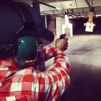 Photo taken at Sharp Shooters by Chris A. on 3/29/2014