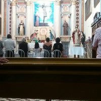 Photo taken at Templo Santa Catalina de Siena by Alba A. on 7/3/2016
