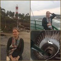 Photo taken at Vizhinjam Lighthouse by Tatyana T. on 4/30/2016