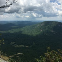Photo taken at Whiteside Mountain by Donna M. on 7/30/2016