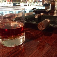 Photo taken at Jamie's Cigar Bar & Restaurant by Jeremy M. on 7/7/2015