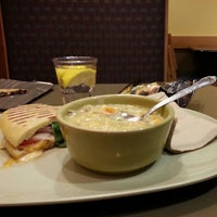 Photo taken at Panera Bread by Franklyn B. on 2/22/2013