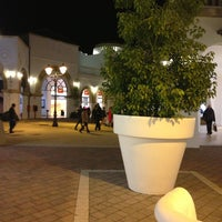 Photo taken at Fashion District - Molfetta Outlet by Genesio O. on 1/11/2013