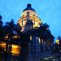 Photo taken at City hall by Francois N. on 11/12/2012