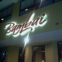 Photo taken at Bambai Mongolian Grill by hgyy on 7/15/2012