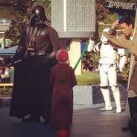 Photo taken at Jedi Training Academy by Colin M. on 1/26/2013