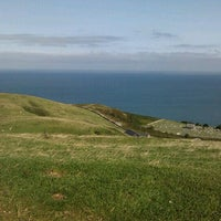 Photo taken at Great Orme Summit by rachelcreative on 9/15/2012