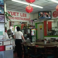 Photo taken at Yuet Lee by Marc E. on 10/1/2012
