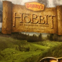 Photo taken at Denny's by Lisa V. on 12/20/2012